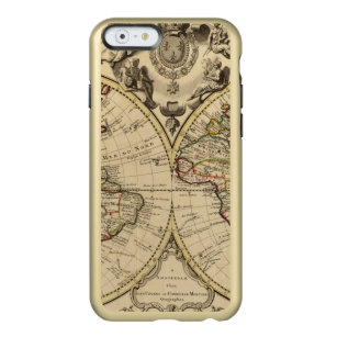 coque mapmonde iphone 6