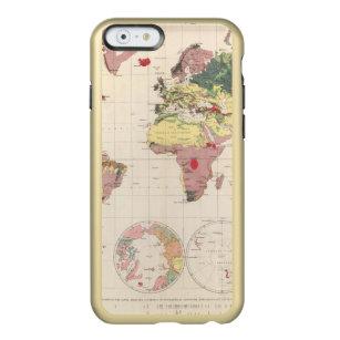 coque iphone 6 globe