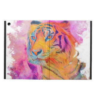 Coque iPad Air Animal Painterly - tigre