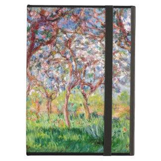 Coque iPad Air Claude Monet | Printemps un Giverny
