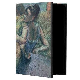 Coque iPad Air Danseurs d'Edgar Degas | dans la violette