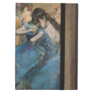 Coque iPad Air Danseurs d'Edgar Degas | dans le bleu, 1890