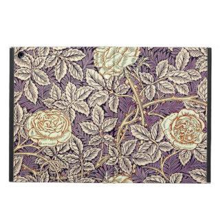 Coque iPad Air De roses motif vintage assez