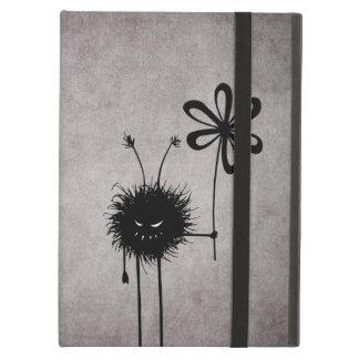 Coque iPad Air Folio vintage de courroie d'insecte mauvais de