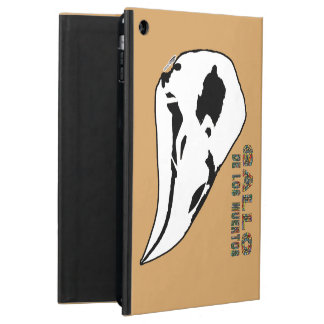 Coque iPad Air Gallo De Los Muertos