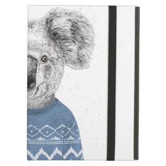 Coque iPad Air Koala d'hiver