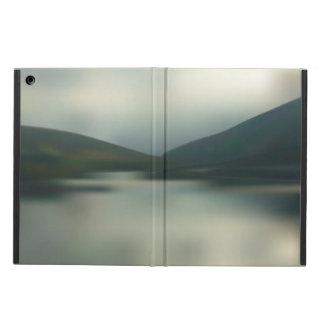 Coque iPad Air Lac dans les montagnes