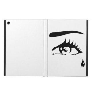 Coque iPad Air - Oeil