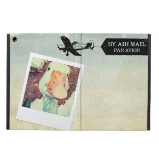 Coque iPad Air Oie Tan de la poste aérienne des USA coloré