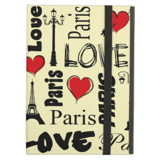 Coque iPad Air Paris