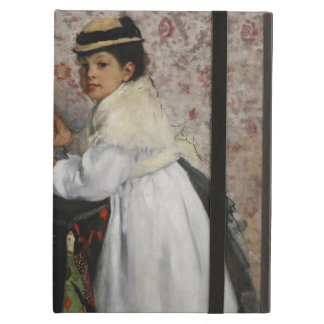Coque iPad Air Portrait d'Edgar Degas | de Mlle. Hortense