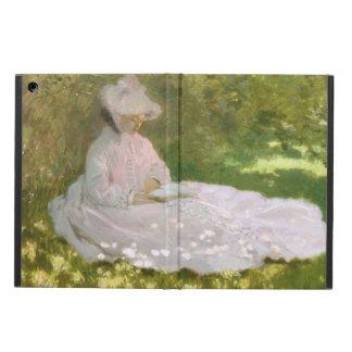 Coque iPad Air Printemps par Claude Monet