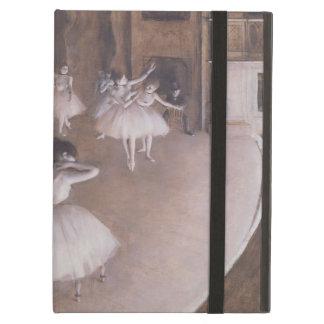 Coque iPad Air Répétition de ballet d'Edgar Degas | sur l'étape,