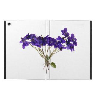 coque ipad air violettes