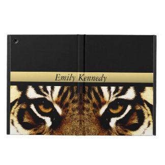 Coque iPad Air Yeux d'un tigre personnalisé