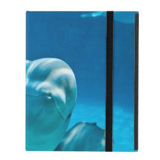 Coque iPad Baleine de beluga