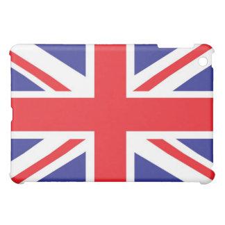 Coque ipad britannique de drapeau