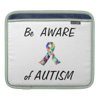 Coque ipad/couverture d'autisme….Rendez-vous compt