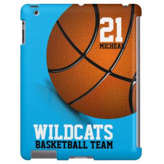Coque ipad de basket-ball