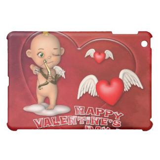 Coque ipad de bébé de Toon de Saint Valentin