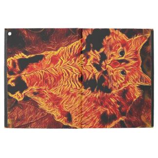 Coque ipad de Catflagration