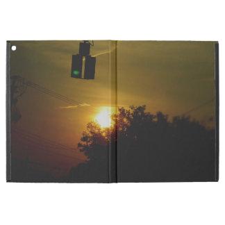 Coque ipad de coucher du soleil