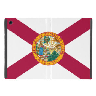 Coque ipad de drapeau d'état de la Floride