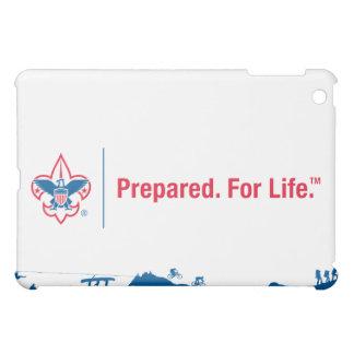 Coque ipad de la vie de Prepared.For