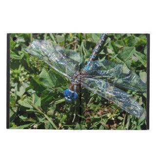 Coque ipad de libellule de turquoise
