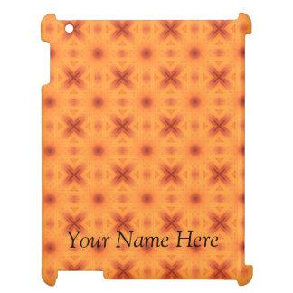 Coque iPad Coque ipad de mandala de coucher du soleil/cas