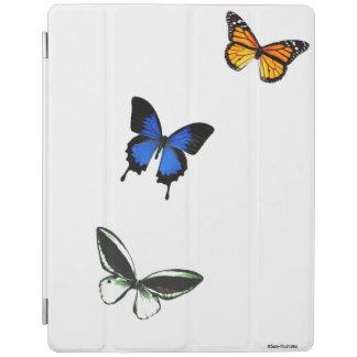 Coque ipad de motif de papillon