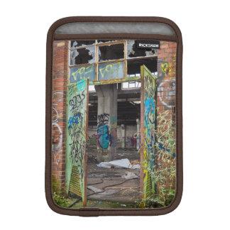 Coque ipad de Pitbull de graffiti d'art de rue