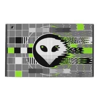 Coque ipad d'iCase de l'alien TV Powis