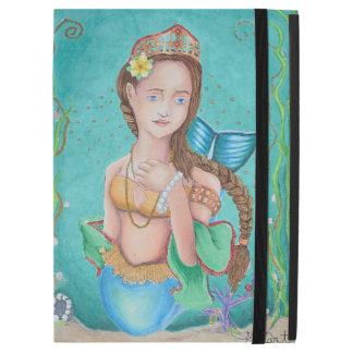 Coque ipad du jardin de Mermaide