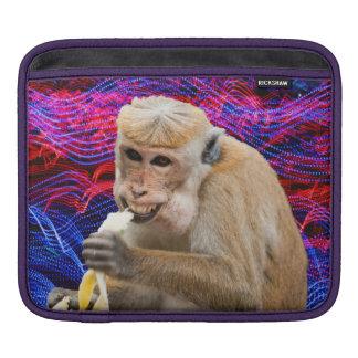 Coque ipad effronté de singe