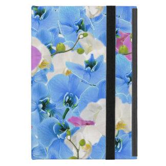 Coque ipad floral de motif de tulipes