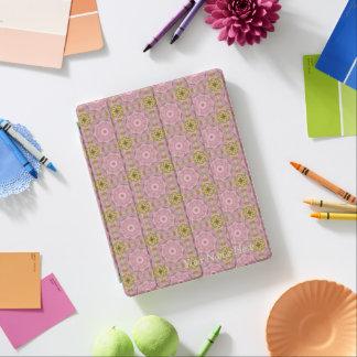 Protection iPad Coque ipad floral vintage de mandala de plaisir