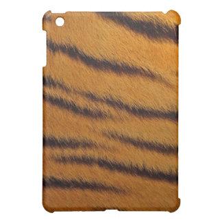 coque ipad - fourrure de tigre - orange