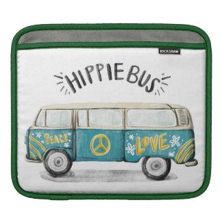 Coque ipad hippie