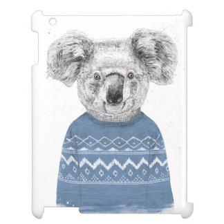 Coque iPad Koala d'hiver