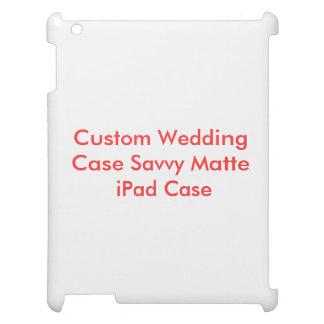Coque ipad mat intuitif de cas fait sur commande