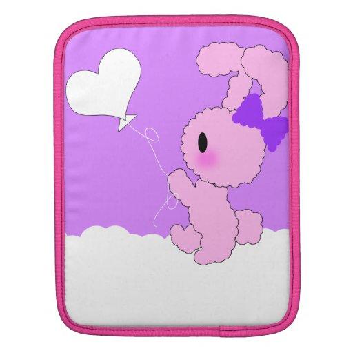 Coque ipad mignon de Bunnie Poches iPad