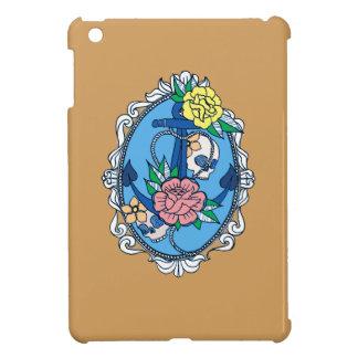 Coque iPad Mini Ancre dans le cadre