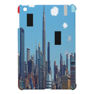Coque iPad Mini Arc-en-ciel New York
