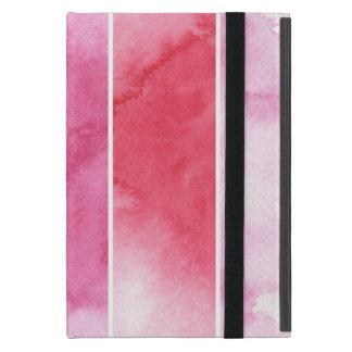 Coque iPad Mini arrière - plan de bannières d'aquarelle pour votre