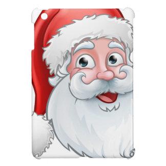 Coque iPad Mini Bande dessinée du père noël de Noël