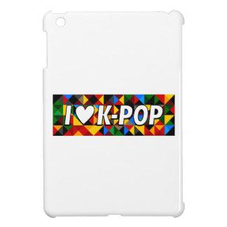 Coque iPad Mini bruit coréen du coeur i