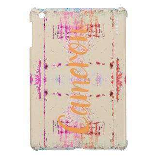 Coque iPad Mini Caisse   dure de HAMbyWG - affligée