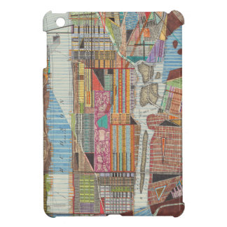 Coque iPad Mini Carte moderne de New York III