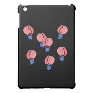 Coque iPad Mini Cas d'iPad mat de ballons à air mini
